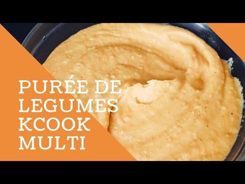 kenwood kcook multi recette de pur e de l gumes youtube. Black Bedroom Furniture Sets. Home Design Ideas