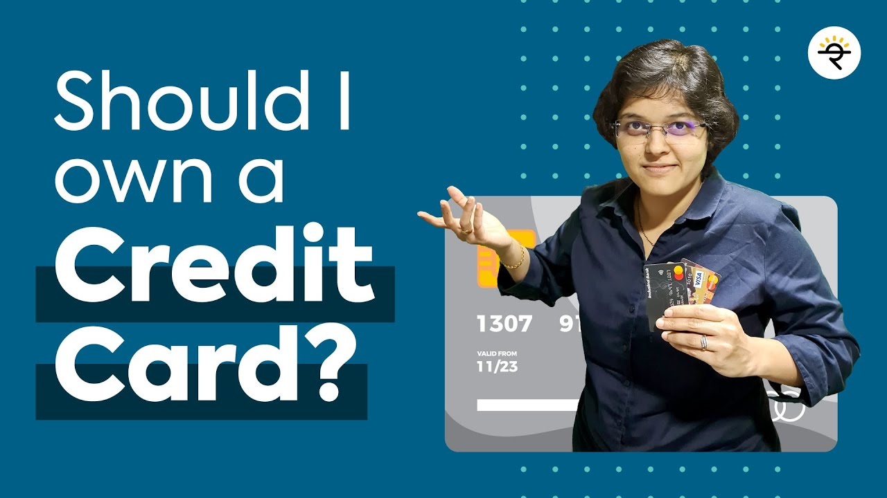 Should I own a Credit Card? Explained by CA Rachana Ranade
