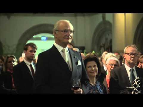 Kronprinsessan Victorias känslosamma tal till pappa kungen, 70 år