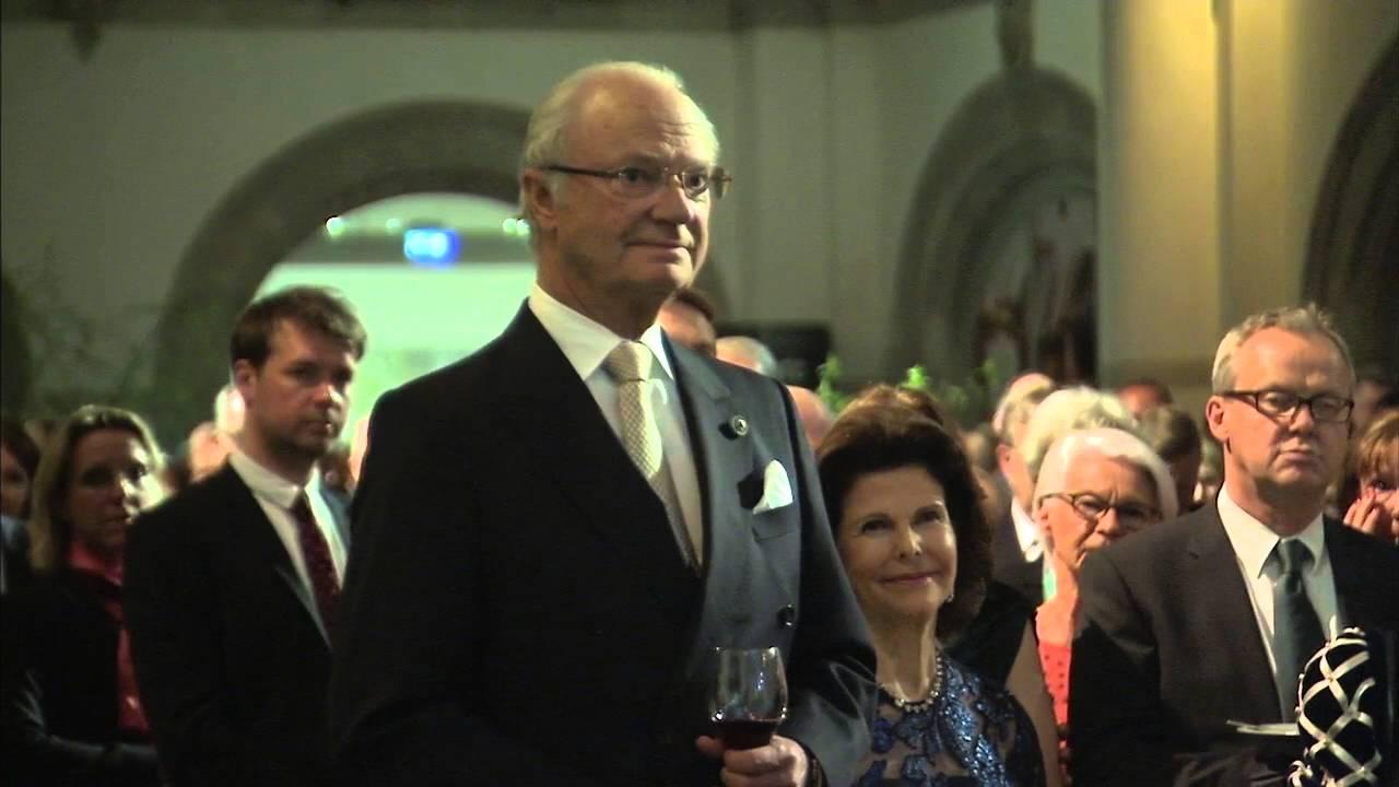 70 års tal Kronprinsessan Victorias känslosamma tal till pappa kungen, 70 år  70 års tal
