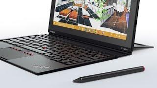 استعراض للحاسب Lenovo ThinkPad X1 Tablet:متحول و...؟