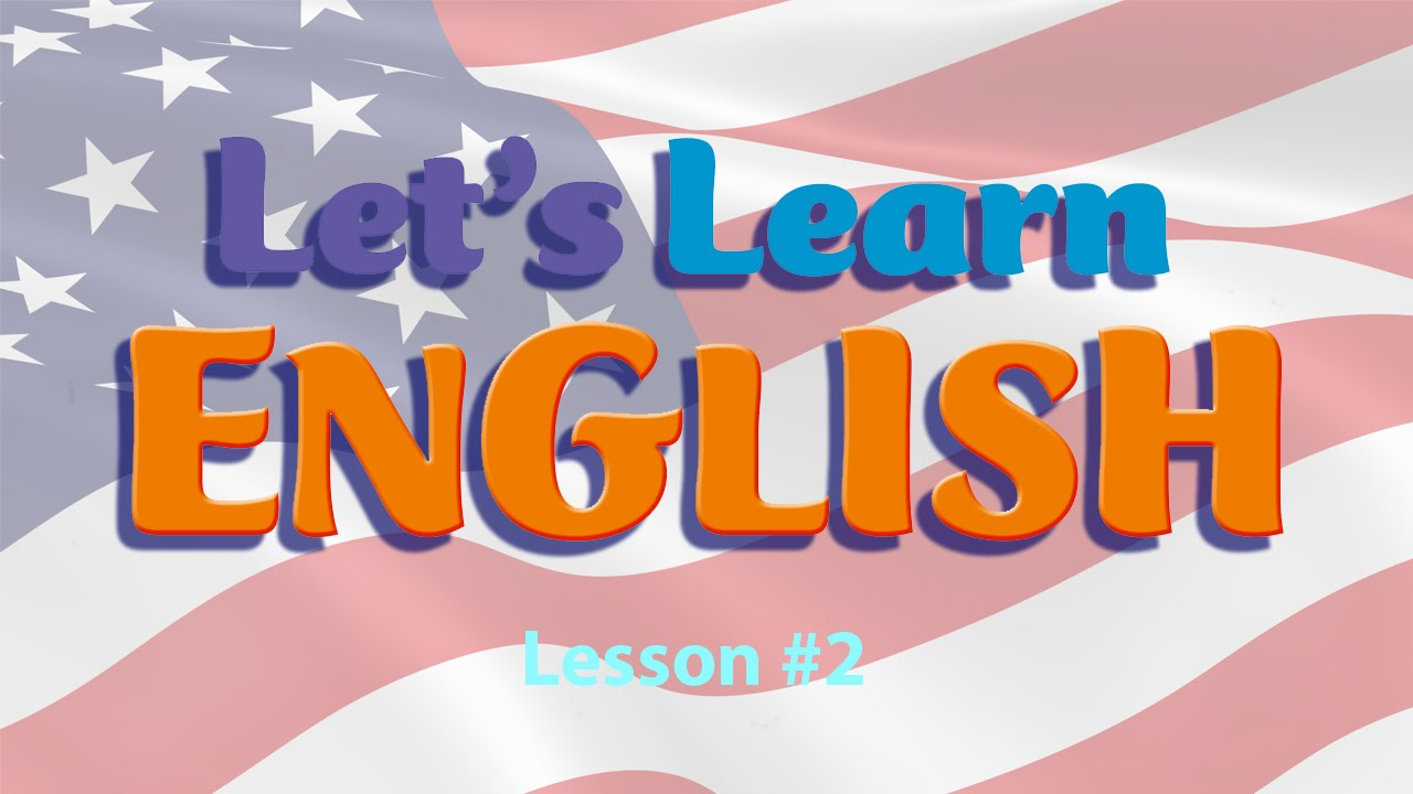 Let's learn English 2: Hello, I'm Anna - English as a second ...