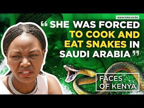 A Real Life Story of a Kenyan Domestic worker in Saudi Arabia (Person Documentary) | Faces of Kenya