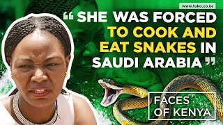 Faces of Kenya: A Real Life Story of a Kenyan Domestic Worker in Saudi Arabia | Tuko TV