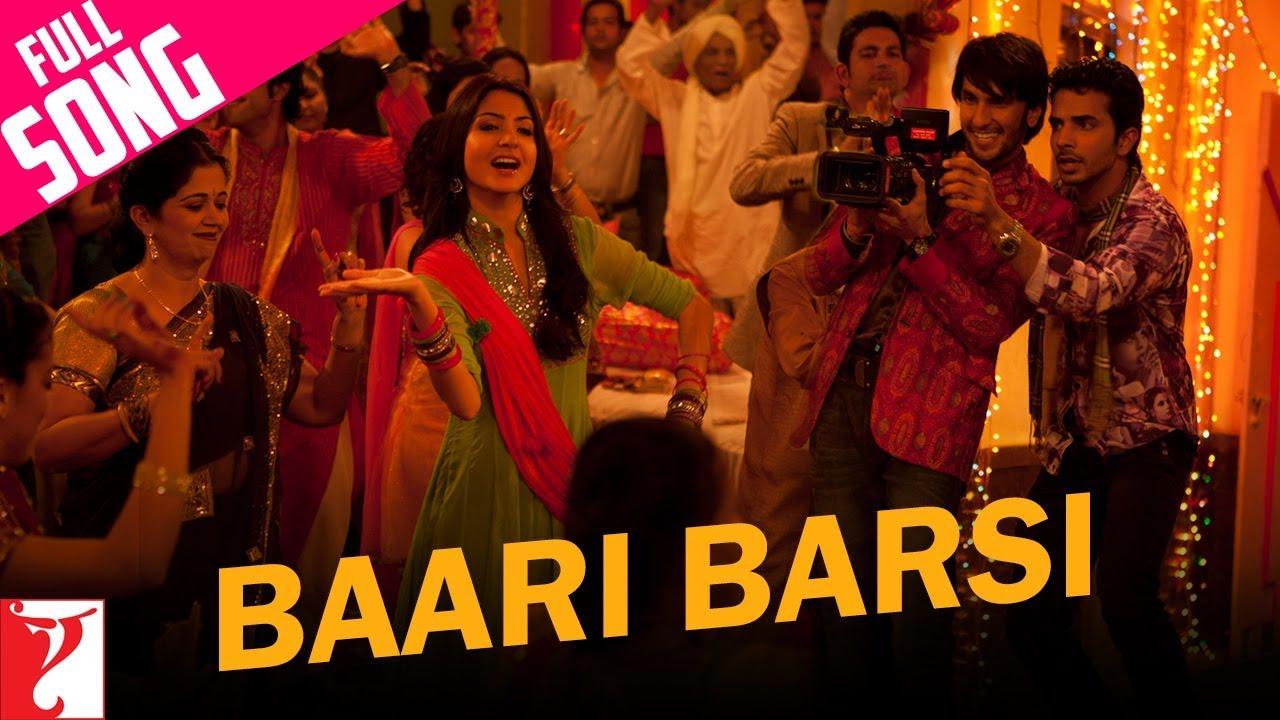 Baari Barsi - Full song | Band Baaja Baaraat | Ranveer | Anushka | Harshdeep | Salim | Labh