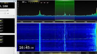 26 05 2019 WHRI T8WH Angel 5 relay Music to NEAs 1645 on 9950 Medorn thumbnail