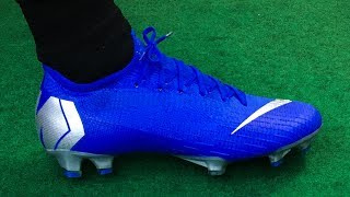 d3cd24ebe BLUE Nike Mercurial Vapor 12 (Always Forward Wave 2) - Unboxing