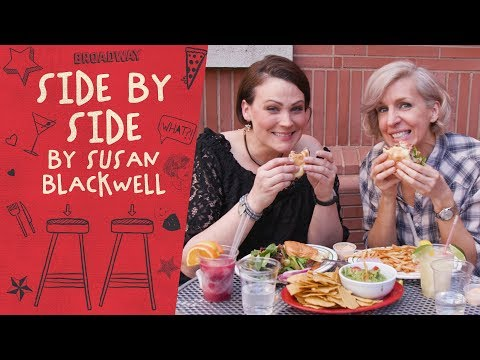SIDE BY SIDE BY SUSAN BLACKWELL: Lisa Howard of ESCAPE TO MARGARITAVILLE