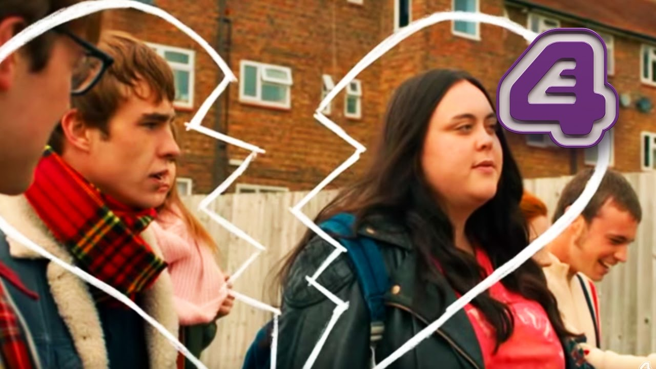 Finn S New Girlfriend My Mad Fat Diary Youtube