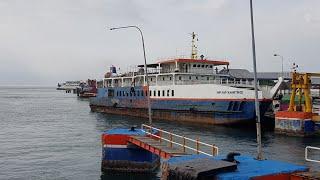 Pelabuhan Ketapang Banyuwangi • Penyeberangan ke Gilimanuk Bali • Naik Kapal Ke Bali Dari Banyuwangi