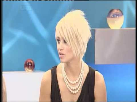 Kimberly wyatt interview on loose women