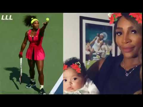 Williams Ostapenko  Abu Dhabi exhibition match / Serena's Back after giving birth /LLL