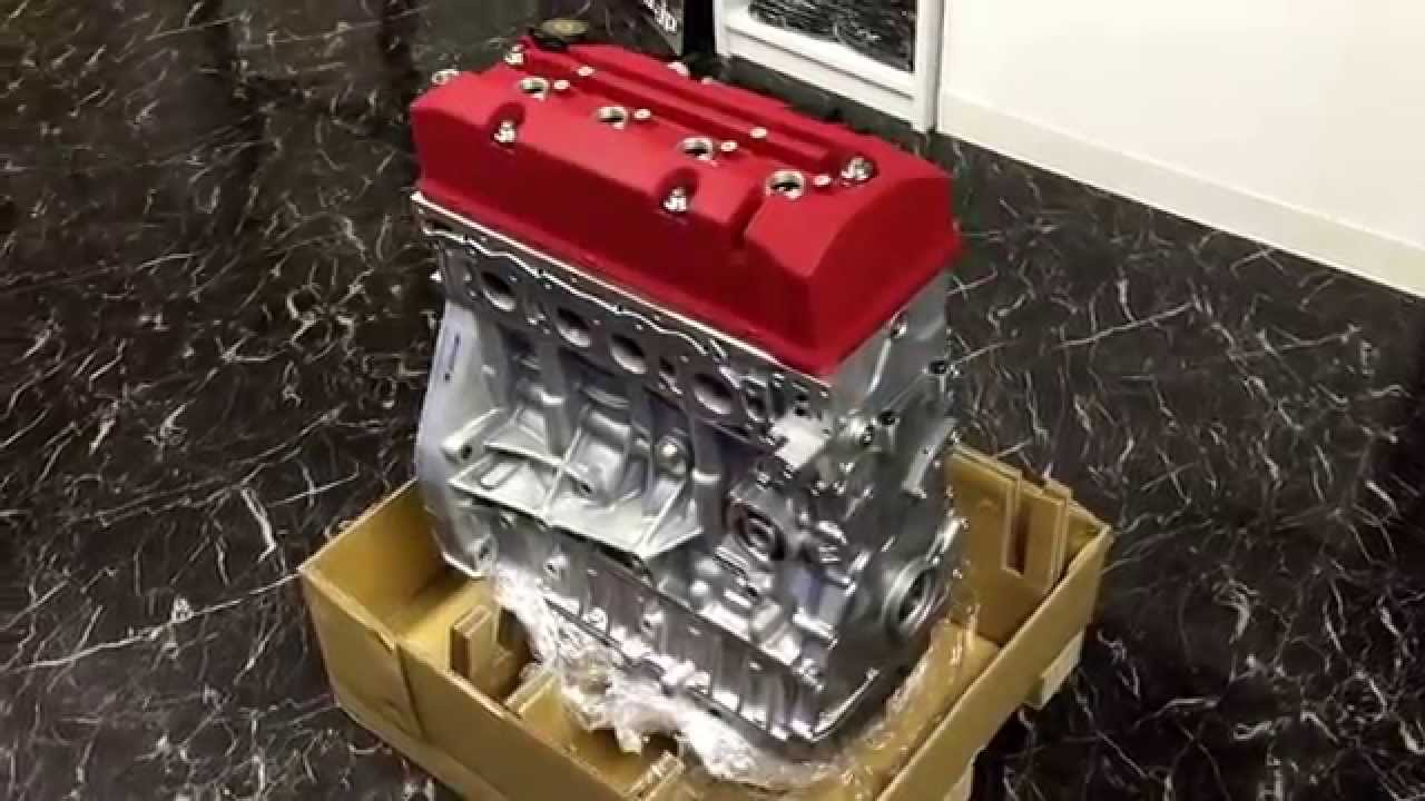 Spoon Honda S2000 New Engine - YouTube