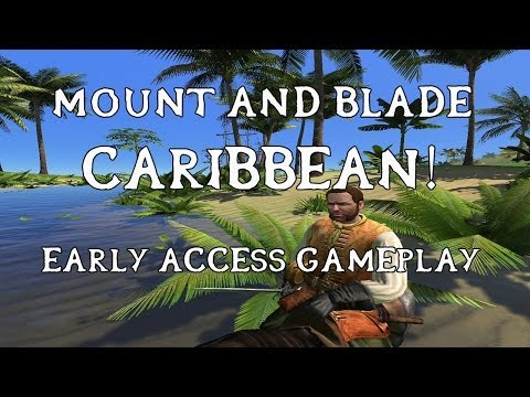 Caribbean! (Alpha) Early Access Preview and Gameplay