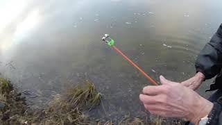 Особенности сибирской рыбалки часть 1 Features of Siberian fishing part 1