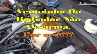 Parati 1.6 - Ventoinha Não Desarma.
