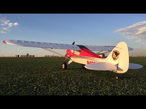 Parkzone Sport Cub S2 Aerobatic Flight - Old.. Not Obsolete