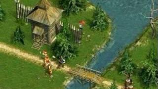Fragoria - Российская браузерная MMORPG. Трейлер