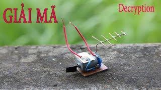 Giải Mã Máy Phát Điện Miễn Phí Từ SIM CARD - decryption Free Energy Device