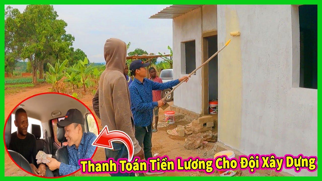 Download Linh Philip    Đội Thợ Xây Vui Mừng Khi Được Thanh Toán Tiền Công Xây Nhà Cho Ông Cụ