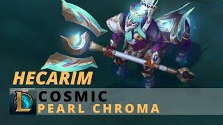 Cosmic Hecarim Pearl Chroma - League Of Legends