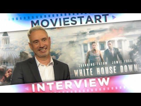 Roland Emmerich im Interview - White House Down