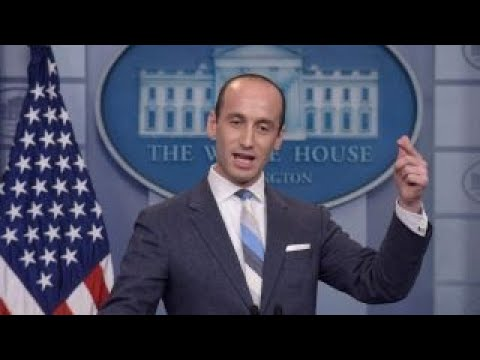 Stephen Miller clashes with CNN's Jim Acosta over immigration