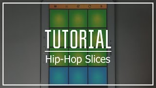 How To Play Hip-Hop Slices - Drum Pads 24 Tutorial.