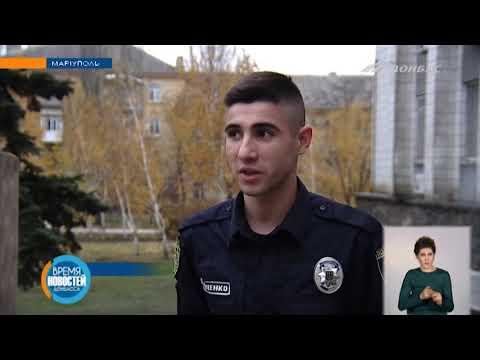 В Славянске полицейские помешали самоубийству 14-летней девушки