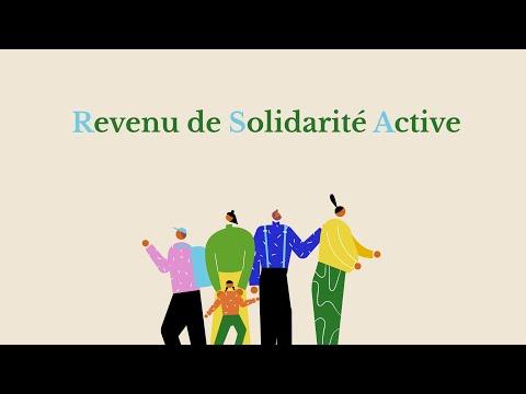 Revenu de Solidarité Active : un accompagnement personnalisé
