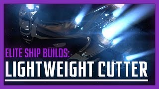Elite: Dangerous - Lightweight Imperial Cutter