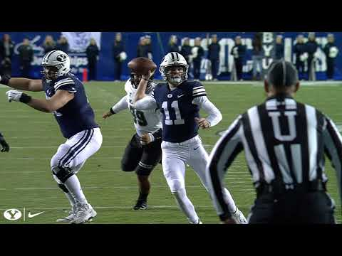Football - BYU vs Hawaii - Highlights