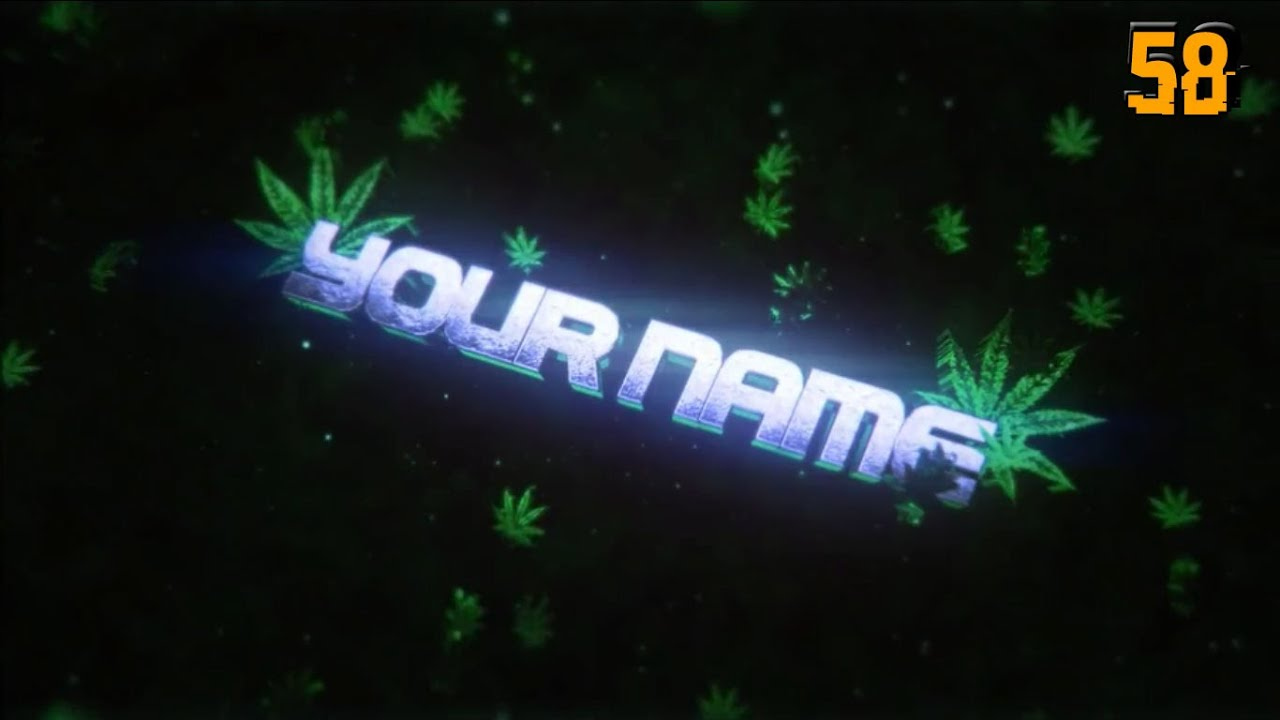 Top 5 Weed Intro Template + Free Downloads!! - YouTube