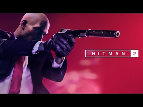 HITMAN 2 Announce Trailer