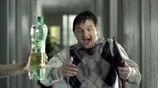 ZLATÁ STUDŇA pramenitá voda - TV commercial - Manager 30'