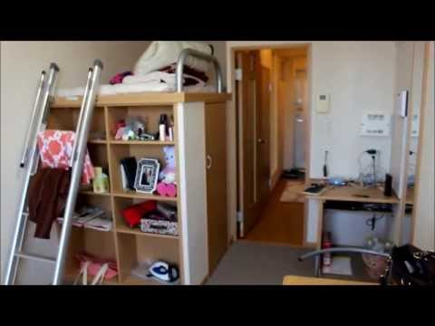Tour of Leopalace apartment--Living in Japan