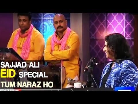 Sajjad Ali in Eid Special Tum Naraz Ho - On The Front 13 September 2016 - Dunya News