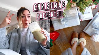 wrapping presents + last minute christmas shopping! vlogmas day 23