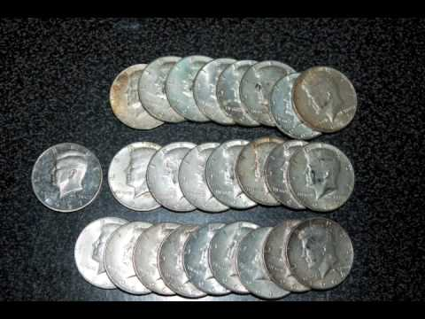 Coin Roll Hunting The Banks - Cheap Silver - Screw the Federal Reserve Bank - Work From Home