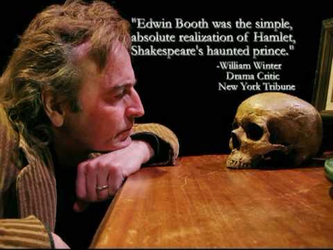 Edwin Booth Haunted Prince