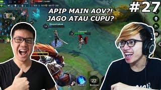 AFIF YULISTIAN MAIN AOV?! JAGO GAK NIH? - Arena of Valor (Indonesia)