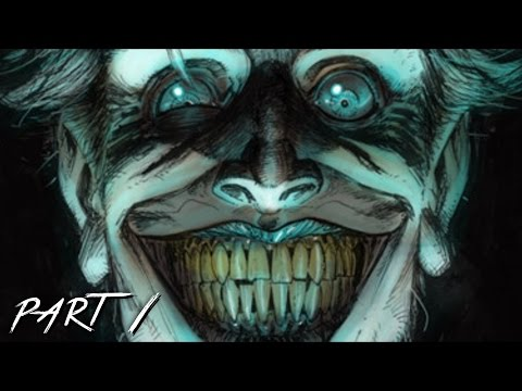BATMAN The Telltale Series Episode 4 Walkthrough Gameplay Part 1 - The Joker