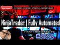 NinjaTrader | Fully Automated Systems | How Vinny Codes Forex