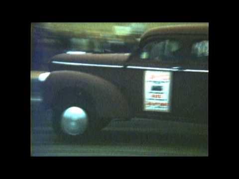 1959 RIVERSIDE RACEWAY hd willy sedan gasser wheelie on shifts