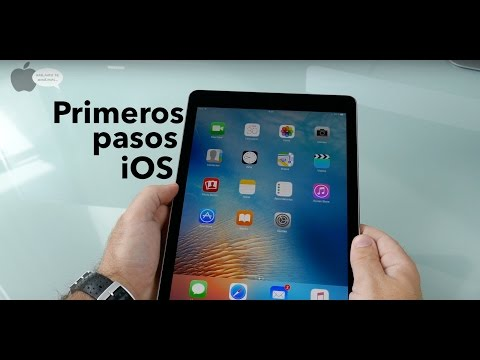 Primeros Pasos En IOS IPhone Y IPad