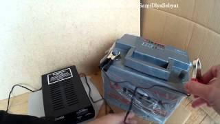 Выбираем зарядное устройство. Отзывы. Как заряжать Аккумулятор зарядным устройством(Какое купить зарядное устройство для зарядки автомобильного аккумулятора. Что бы было не дорогое и хорошо..., 2015-02-25T11:34:46.000Z)