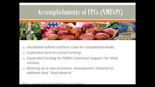 Food Day Leadership Series Part 4: Tools for Policy Change