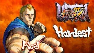 Ultra Street Fighter IV - Abel Arcade Mode (HARDEST)