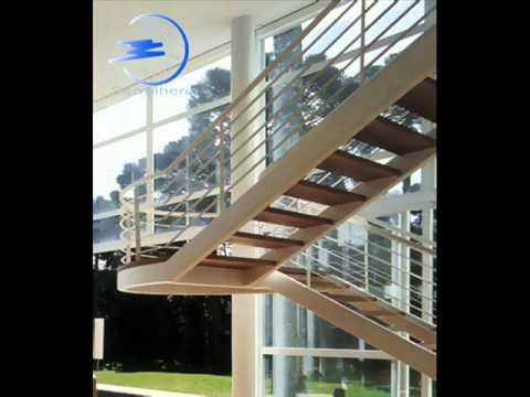 Escadas Para Sala Interior Da Residencia Youtube
