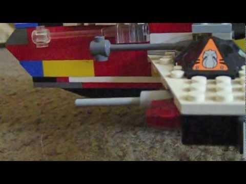 Custom Made Lego Helicopter Youtube